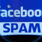 Facebook: os mecanismos da rede social para combater spam