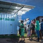 OffGridBox reforça o investimento da Bluegrowth na economia social