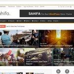 Conheça o Sahifa, um dos mais populares Templates WordPress